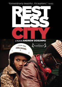 Restless City, Movie on DVD, Drama
