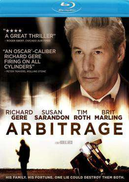Arbitrage (Blu-ray)
