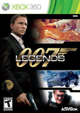 James Bond: 007 Legends X360