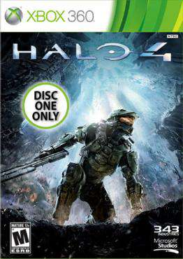 Halo 4 X360 (Single Player - DISC 1)