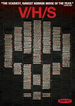 V/H/S, Movie on DVD, Horror