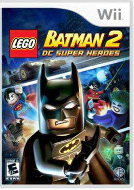 LEGO Batman 2: DC Super Heroes, Game on Wii, Music & Party Games, ,  on Wii