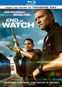 End of Watch (Blu-ray)