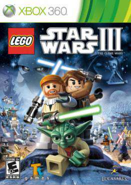 Lego Star Wars III: The Clone Wars X360
