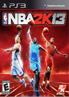 NBA 2K13 PS3