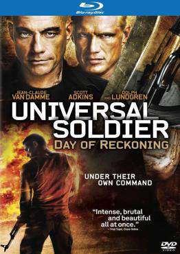Universal Soldier: Day of Reckoning (Blu-ray)