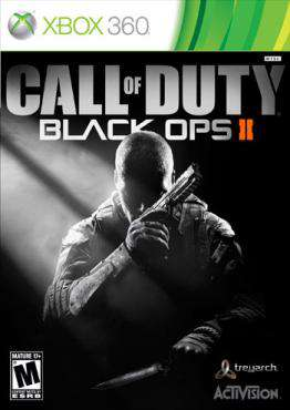 Call of Duty Black Ops 2 X360