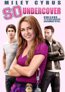 So Undercover, Movie on DVD, Comedy