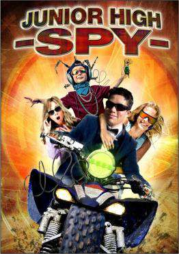 Jr. High Spy, Movie on DVD, Family