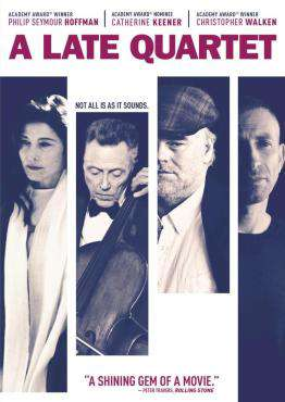 A Late Quartet, Movie on DVD, Drama