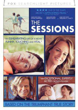 The Sessions, Movie on DVD, Drama