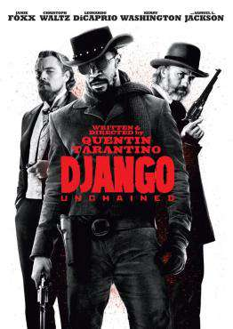 Django Unchained, Movie on DVD, Action Movies, War & Western Movies, ,  on DVD