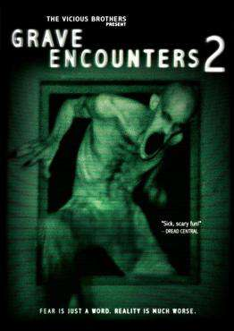 Grave Encounters 2, Movie on DVD, Horror