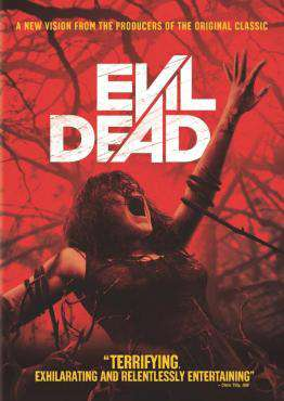 Evil Dead (2013), Movie on DVD, Horror Movies, ,  on DVD