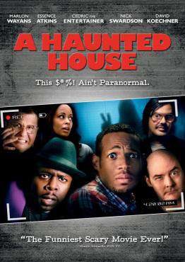 A Haunted House, Movie on DVD, Comedy Movies, Horror Movies, ,  on DVD