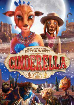 Cinderella: Once Upon a Time in the West, Movie on DVD, Family Movies, Kids Movies, ,  on DVD
