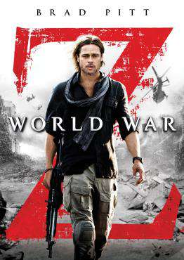 World War Z, Movie on DVD, Action Movies, Sci-Fi & Fantasy Movies, ,  on DVD