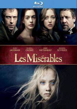 Les Miserables (BLU-RAY), Movie on BluRay, Drama