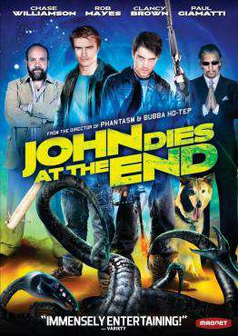 John Dies at the End, Movie on DVD, Horror