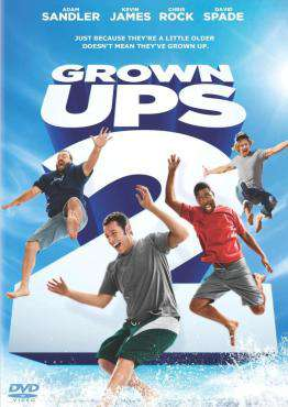 Grown Ups 2, Movie on DVD, Comedy Movies, ,  on DVD
