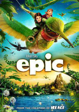 Epic, Movie on DVD, Family Movies, Kids Movies, ,  on DVD