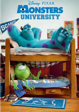 Monsters University, Movie on DVD, Family Movies, Kids Movies, ,  on DVD