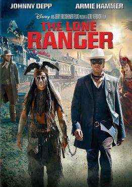 Lone Ranger, Movie on DVD, Action Movies, War & Western Movies, ,  on DVD