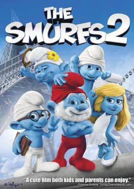 The Smurfs 2, Movie on DVD, Family Movies, Kids Movies, ,  on DVD
