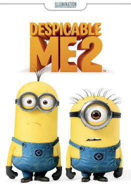Despicable Me 2, Movie on DVD, Family Movies, Kids Movies, ,  on DVD