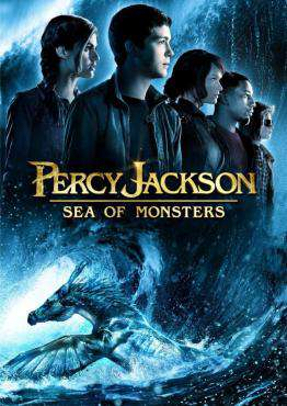 Percy Jackson: Sea of Monsters, Movie on Blu-Ray, Family Movies, ,  on Blu-Ray