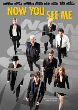 Now You See Me, Movie on DVD, Action Movies, Suspense Movies, ,  on DVD
