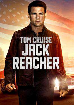 Jack Reacher, Movie on DVD, Action
