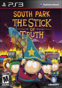 South Park: The Stick of Truth, Game on PS3, Action-Games Games, ,  on PS3