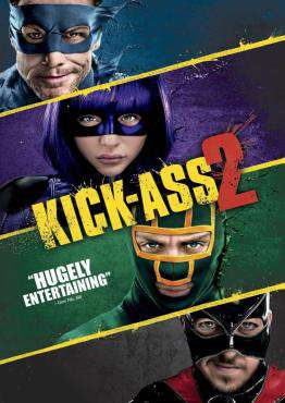 Kick-Ass 2, Movie on DVD, Action