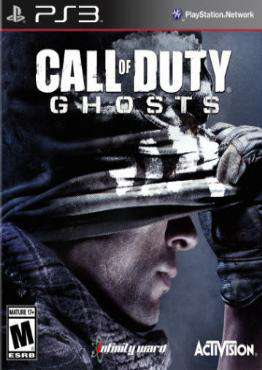 Call of Duty: Ghosts, Game on PS3, Shooter Video Games, ,  on PS3