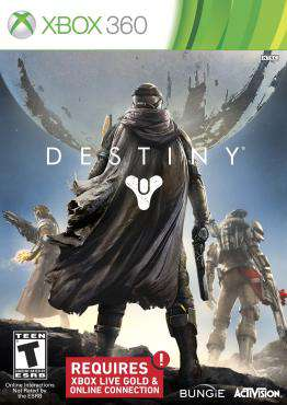 Destiny, Game on XBOX360, Shooter Video Games, ,  on XBOX360