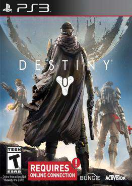 Destiny, Game on PS3, Shooter Video Games, ,  on PS3