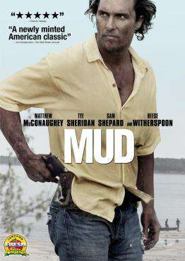 Mud, Movie on DVD, Drama Movies, Suspense Movies, ,  on DVD