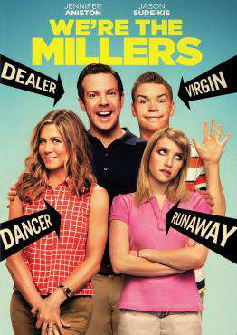We're the Millers, Movie on Blu-Ray, Comedy Movies, ,  on Blu-Ray
