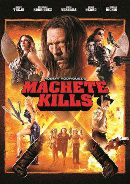 Machete Kills, Movie on DVD, Action Movies, ,  on DVD