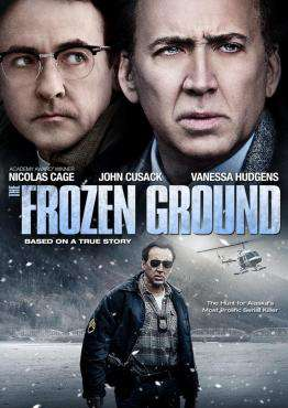 The Frozen Ground, Movie on DVD, Action