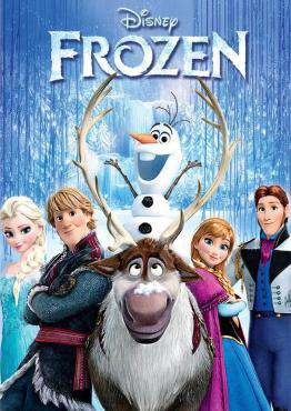 Frozen (2013), Movie on Blu-Ray, Family Movies, Kids Movies, ,  on Blu-Ray