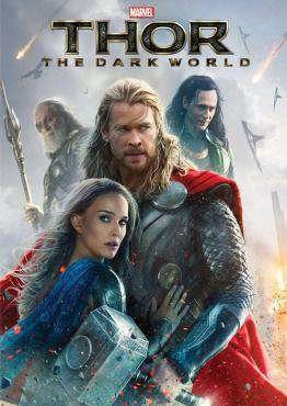 Thor: The Dark World, Movie on DVD, Action Movies, Adventure Movies, ,  on DVD