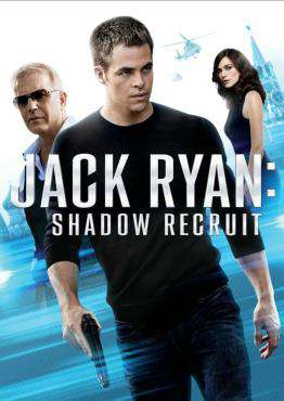 Jack Ryan: Shadow Recruit, Movie on Blu-Ray, Action Movies, Suspense Movies, ,  on Blu-Ray