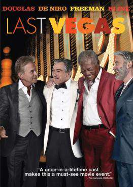 Last Vegas, Movie on DVD, Comedy Movies, ,  on DVD