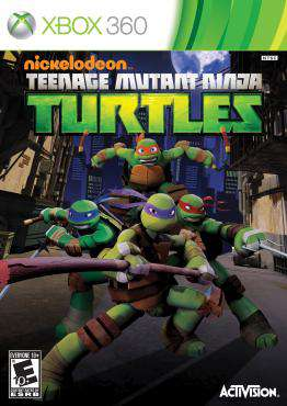Teenage Mutant Ninja Turtles, Game on XBOX360, Family Video Games, ,  on XBOX360