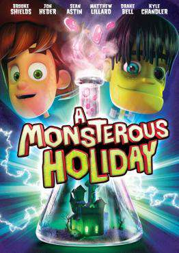 A Monsterous Holiday, Movie on DVD, Family