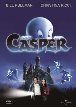 Casper (1995), Movie on DVD, Family Movies, ,  on DVD