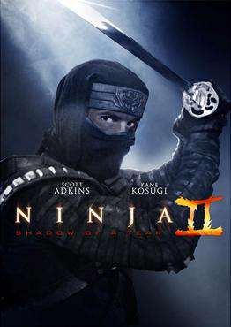 Ninja II (Double Feature), Movie on DVD, Action