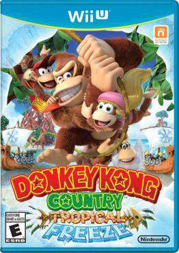 Donkey Kong Country Tropical Freeze U, Game on WiiU, Family Games, ,  on WiiU